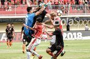 Piala Presiden, Hat-trick Lilipaly Bawa Bali United Taklukkan Borneo FC