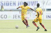 Piala Presiden, Sriwijaya FC Tanpa Bio dan Alvin Saat Lawan PSMS