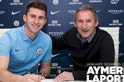 Guardiola: Laporte Jago Beri Umpan dan Bagus dalam Duel Udara