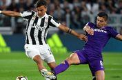 Fiorentina Vs Juventus, Anak Simeone Punya Kenangan Indah
