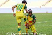 Andik Pasrah soal Masa Depannya bersama Kedah FA