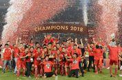 Harga Tiket Persija Vs Tampines Rovers untuk Piala AFC