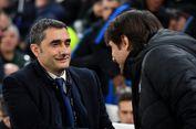 Valverde Senang Barca Mendominasi Laga meski Gagal Menang