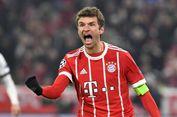 Mueller: Lawan Real Madrid, Bayern Harus Tampil Sempurna