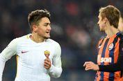 Cengiz Under Bikin Rekor Pencetak Gol Termuda Kedua bagi Roma