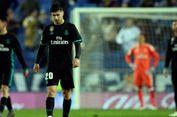 Real Madrid Catat Rekor Terburuk dalam 10 Tahun Terakhir