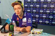 Catat Hasil Minor pada Latihan Bebas, Valentino Rossi Cuek