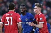 Prediksi dan Jadwal Final Piala FA, Chelsea Vs Manchester United