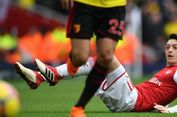 Oezil Enggan Dibandingkan dengan Bergkamp di Arsenal