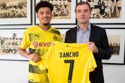 Aksi Nutmeg Anak Baru Ini Bikin Para Pemain Dortmund Kesal