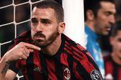 Kepulangan Bonucci ke Juventus Terhalang Lima Bek