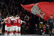 Hasil Lengkap Liga Europa, Arsenal Bantai CSKA Moskva