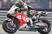 MotoGP Spanyol, Cal Crutchlow Tercepat pada FP2, Marc Marquez Terjatuh