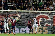 Hasil Liga Italia, Diwarnai Gol Salto, Klub Papan Bawah Tahan Juventus