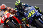 Jelang GP Amerika, Hubungan Rossi dan Marquez Kembali Memanas