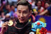 Lee Chong Wei Jaga Asa Raih Gelar Ketiga Kejuaraan Asia