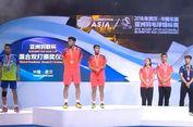 Final Kejuaraan Asia 2018, Tontowi Ahmad/Liliyana Natsir Kalah