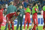 Timnas Indonesia Dianggap Bukan Tim Berbahaya pada Piala AFF 2018