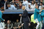 Final Liga Champions, Dukungan Beckham kepada Zidane
