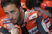 Gagal Finis Lagi, Dovizioso Tetap Optimistis Raih Juara MotoGP 2018