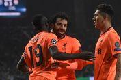 Final Liga Champions, Ramos Akui Lini Serang Liverpool Menakutkan