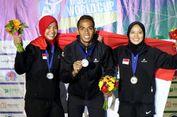 Jelang Asian Games, Panjat Tebing Indonesia Raih 3 Medali di China