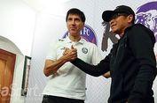 Liga 1, Milan Petrovic Berjanji Ubah Gaya Bermain Arema FC