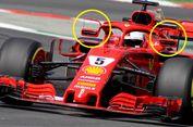 Ferrari Dapat Teguran FIA karena Spion Baru