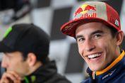 Marc Marquez Optimistis Hadapi Balapan GP Perancis