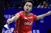 Indonesia Hadapi China di Semifinal Piala    Thomas