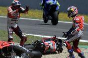 Jelang GP Perancis, Hubungan Dovizioso dan Lorenzo Memanas