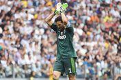 PSG Dikabarkan Tawarkan Kontrak 4 Tahun untuk Buffon