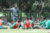 Jelang Uji Coba Lawan Korea Selatan, Timnas Latihan Fisik dan Taktik