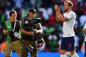 Susunan Pemain Tunisia Vs Inggris, Debut Resmi Kapten Kane