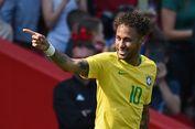 Piala Dunia 2018, Kondisi Neymar Mengkhawatirkan