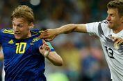 Jerman Vs Swedia, Juara Kejar Defisit Gol
