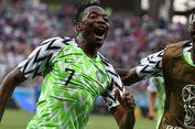 Penyerang Nigeria Targetkan Cetak 2 Gol ke Gawang Argentina