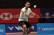 Tommy Langsung Tersingkir pada Babak Pertama Malaysia Masters