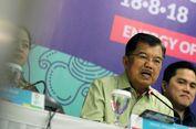 Jusuf Kalla Akan Resmikan Pawai Obor Asian Games 2018