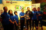 Indofood Turut Sukseskan Pawai Obor Asian Games 2018 di 6 Kota