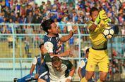Hasil Liga 1, Arema FC Imbang Lawan PS Tira