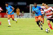 Menang atas Perseru, Kepercayaan Diri Pemain Madura United Kembali
