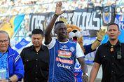 Makan Konate Siap Jebol Gawang Sriwijaya FC