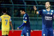 Sriwijaya FC Datangkan Eks Bek Arema FC untuk Perkokoh Pertahanan