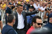 Euforia Transfer Cristiano Ronaldo Bisa Rugikan Juventus