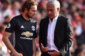 Daley Blind Akui Banyak Belajar dari Jose Mourinho Saat di Man United