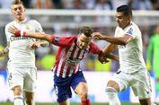 Casemiro Minta Real Madrid Bangkit dari Kegagalan di Piala Super Eropa