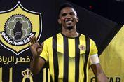 Resmi, Samuel Eto'o Bergabung dengan Qatar SC
