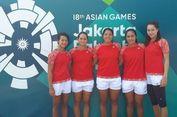Wisma Atlet Kelebihan Kuota, Tim Tenis Indonesia Pindah ke Hotel