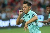 Unai Emery Harap Mesut Oezil Bantu Pertahanan Arsenal